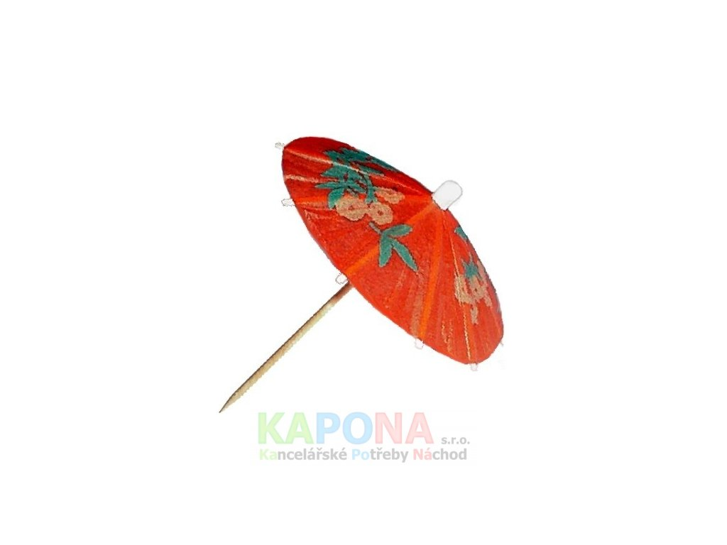 deštníček
