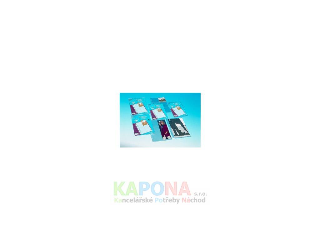 Obal závěsný na fotografie, různé typy (Popis 10ks v bal, Velikost 8 foto 10x15cm)