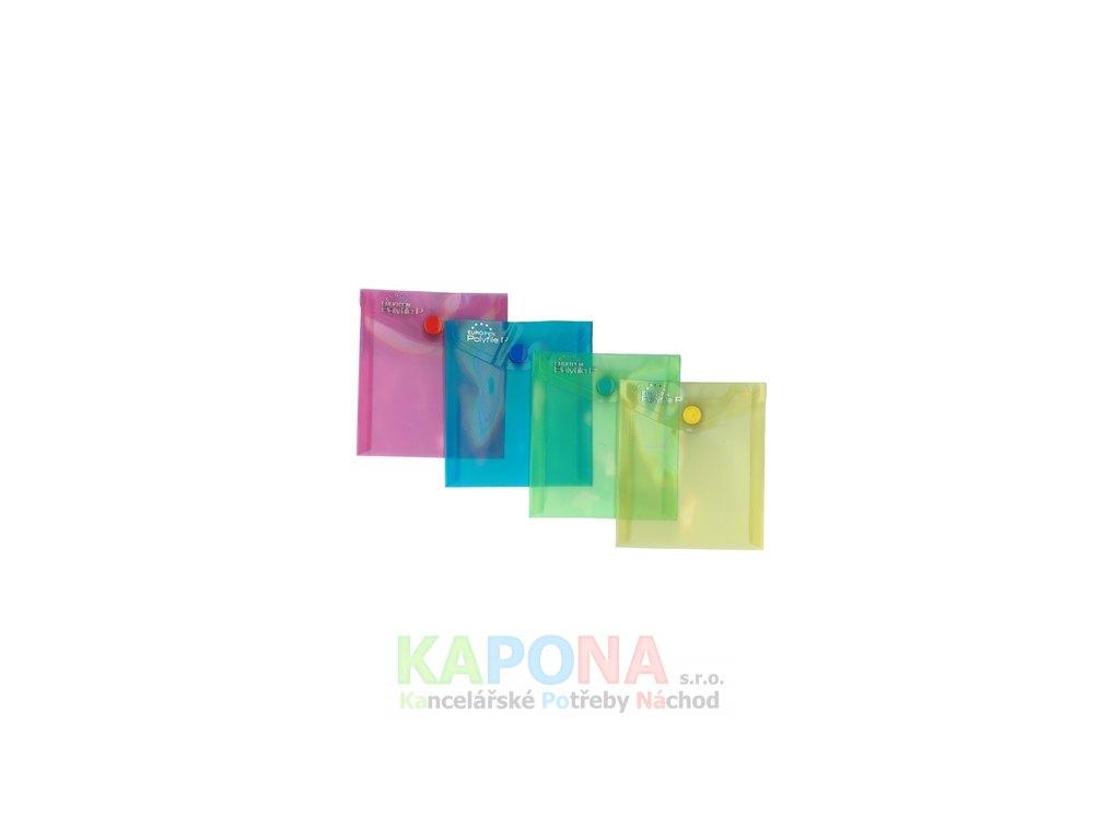 Desky s drukem A7 Europen vertikální, mix barev