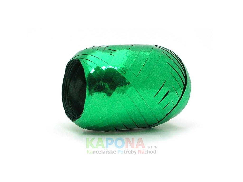 Stuha klubíčko 20m/5mm zelená