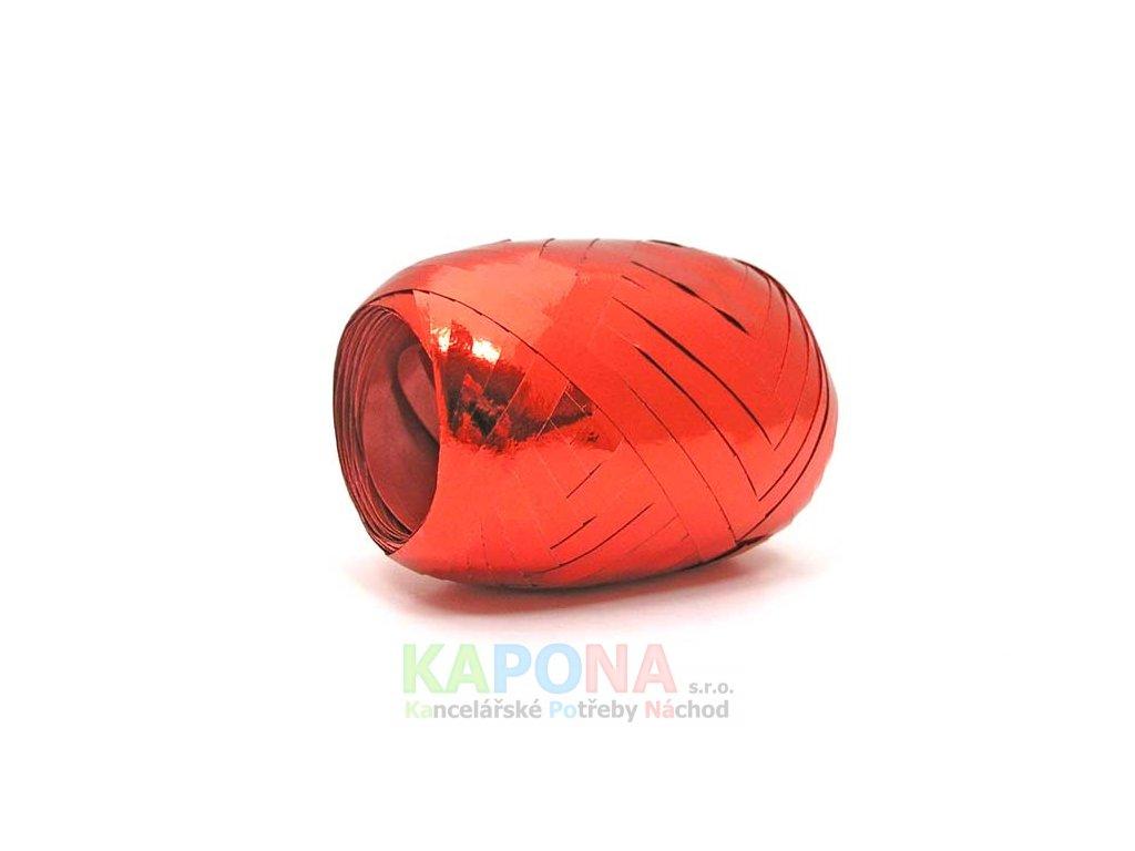 Stuha klubíčko 20m/5mm červená