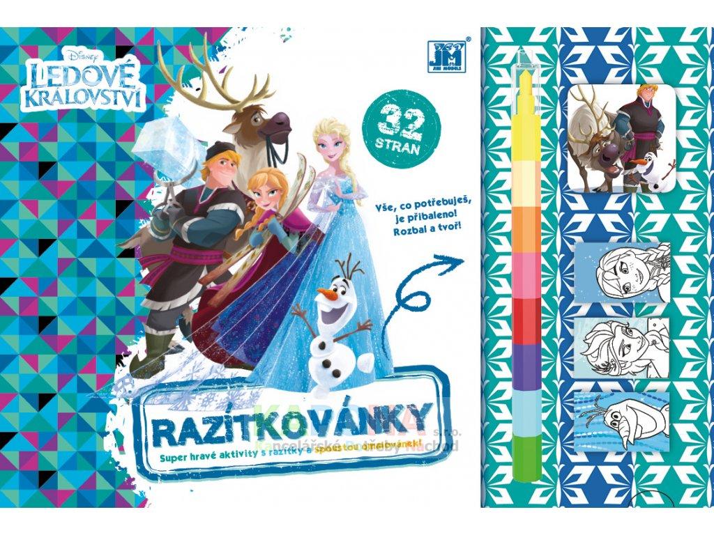 2302 7 frozen razitkovanky