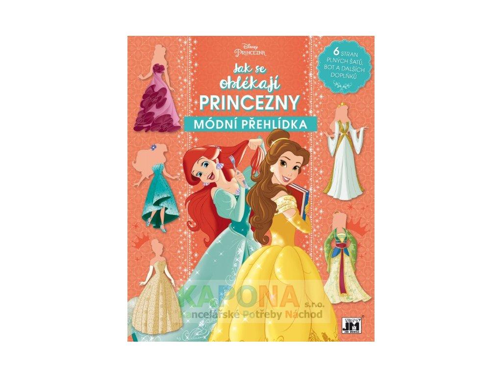 2109 2 disney princezny modni prehlidka