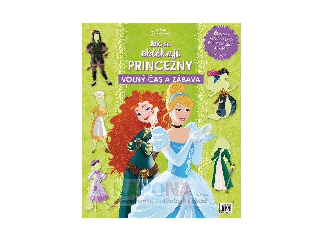 2110 8 disney princezny volny cas a zabava