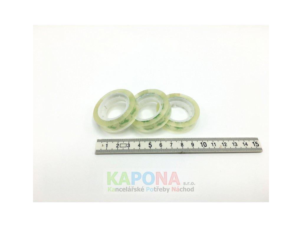 Lepicí páska (izolepa) (Popis 18mm/20m, V balení 8ks)