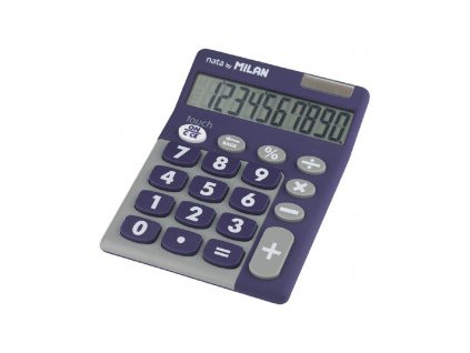 Kalkulačka Milan 150610 14,5x10,6x2,1cm