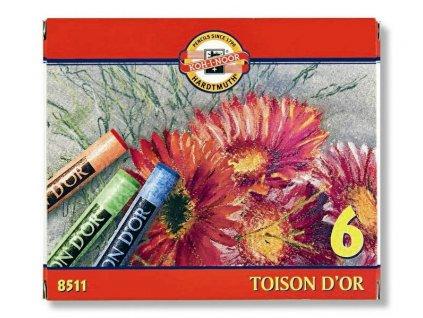 1775 kridy prasne 6ks 8511 toison d or suche
