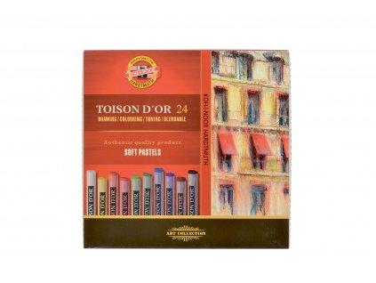 1781 kridy prasne 24ks 8514 toison d or suche