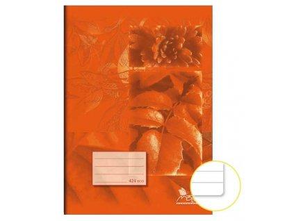 424 ECOnomy oranžový 1