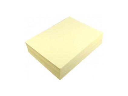 Náčrtkový papír 500 listů, různé typy