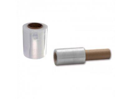 rucni stretch folie 100 mm transparent granat