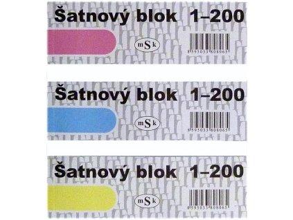Šatnový blok 200, MSK 806