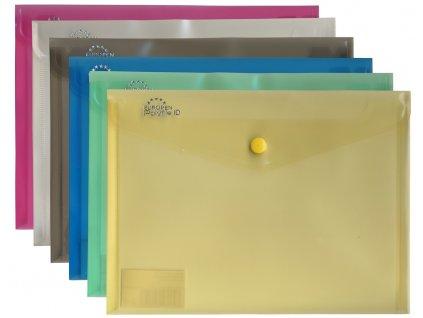 Desky s drukem A4 Europen, různé barvy