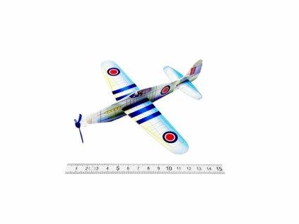 Letadlo gliders 18cm