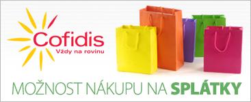 Nákup na splátky - Cofidis