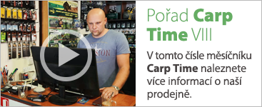 Pořad Carp Time VIII