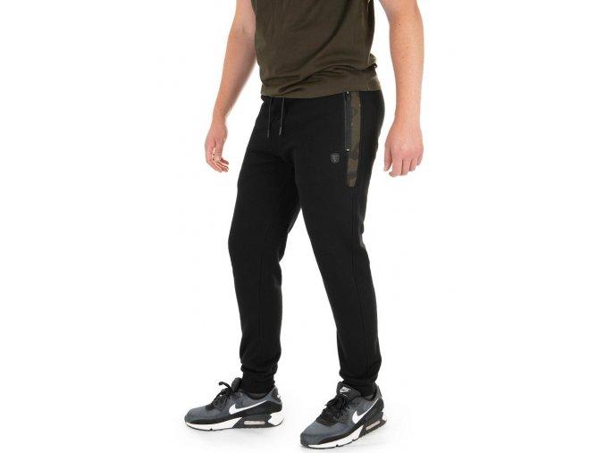 fox teplaky black camo jogger