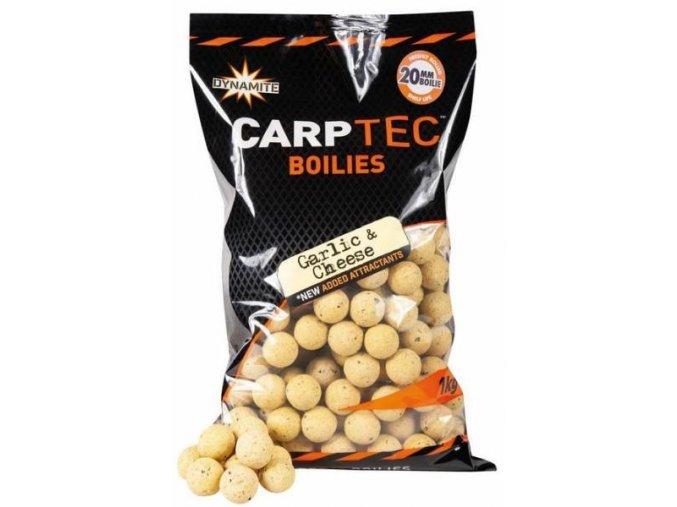 Dynamite Baits Boilies CarpTec Garlic&Cheese 20 mm 1 kg