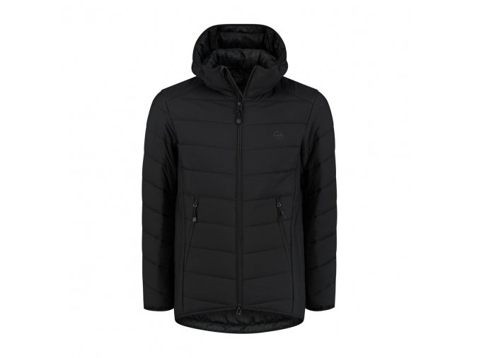 thermolite puffer jacket black 1