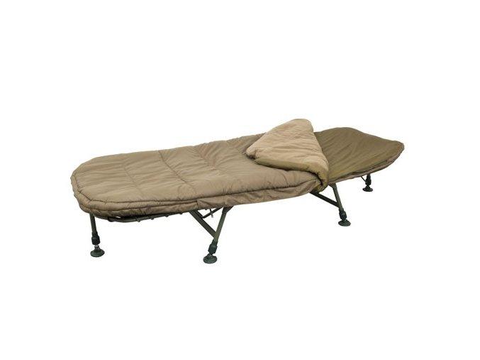 Fox rybářské lehátko se spacím pytlem Flatliter MKII Bed & Bag System Standard