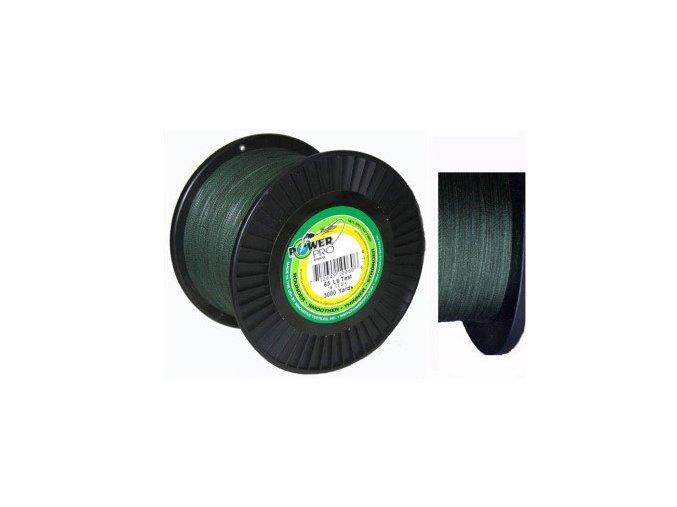 PowerPro šňůra 1370 M.Green
