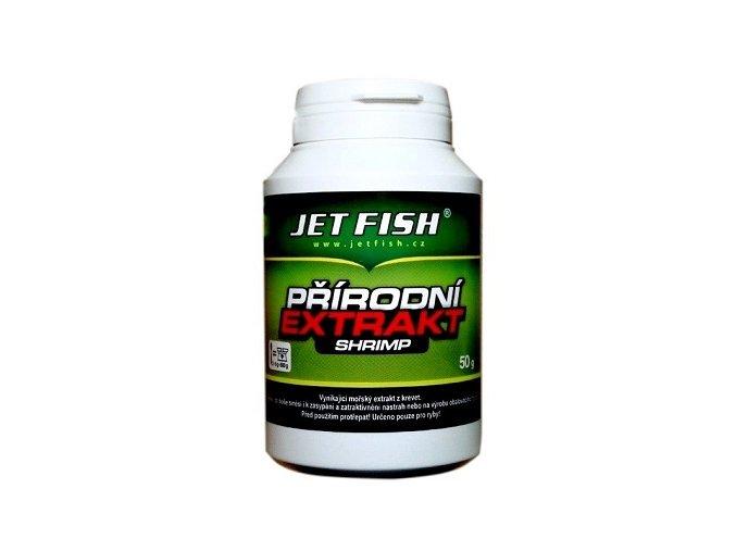 JET Fish Přírodní extrakt Shrimp 50g