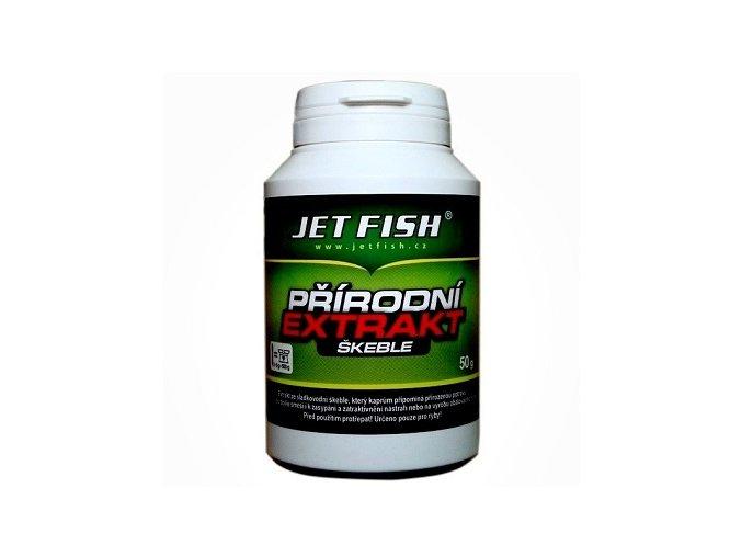JET Fish Přírodní extrakt Škeble 50g