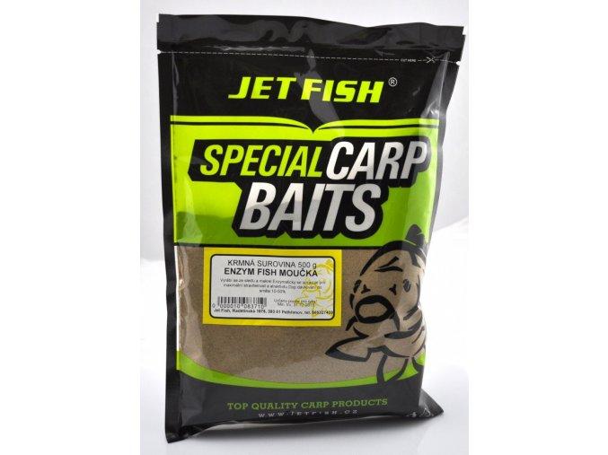 JET Fish  Enzym fish moučka 500g
