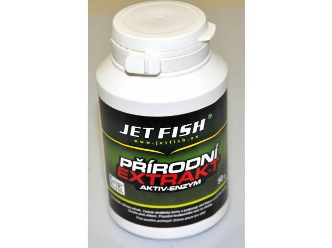 JET Fish přírodní extrakt Aktiv Enzym 50g