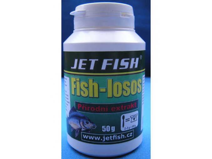 JET Fish přírodní extrakt z lososa 50g