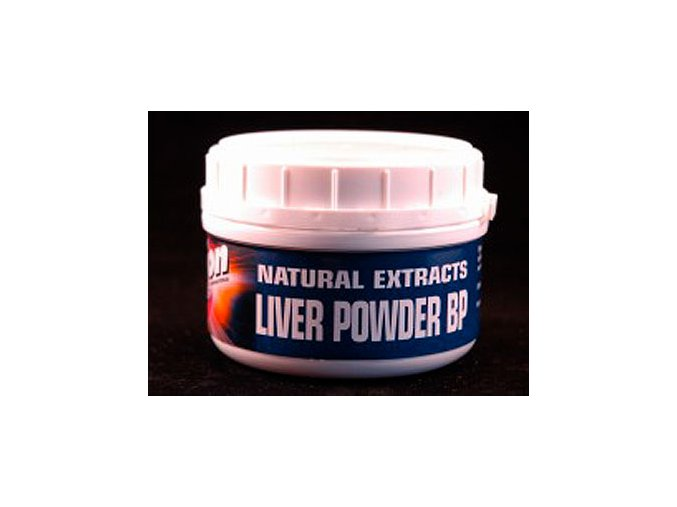 Vision Baits Extrakt Liver Powder BP 250g