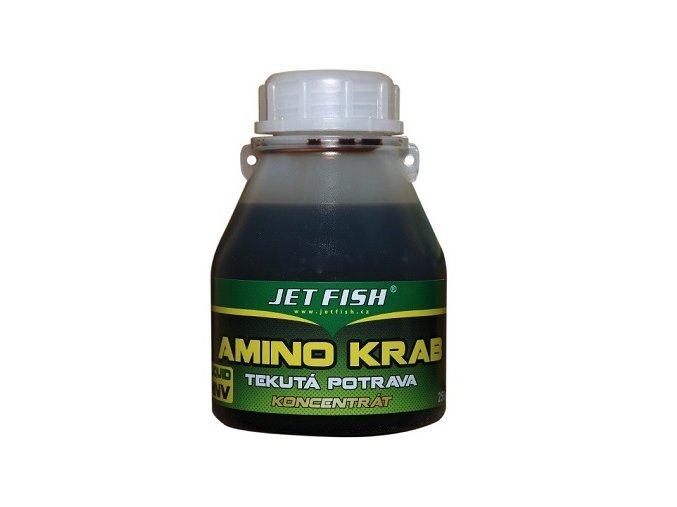 JET Fish Amino koncentrát HNV Krab 250 ml