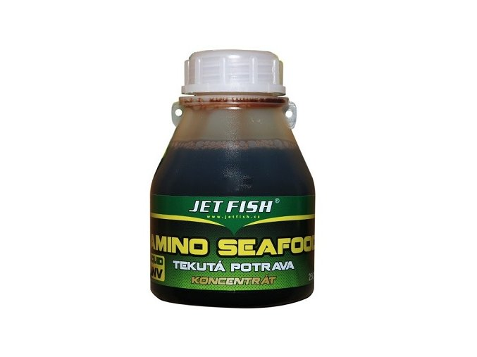JET Fish Amino koncentrát HNV Seafood 250 ml