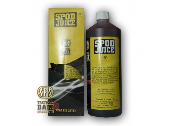 SBS Baits tekuté potravy SPOD Juice