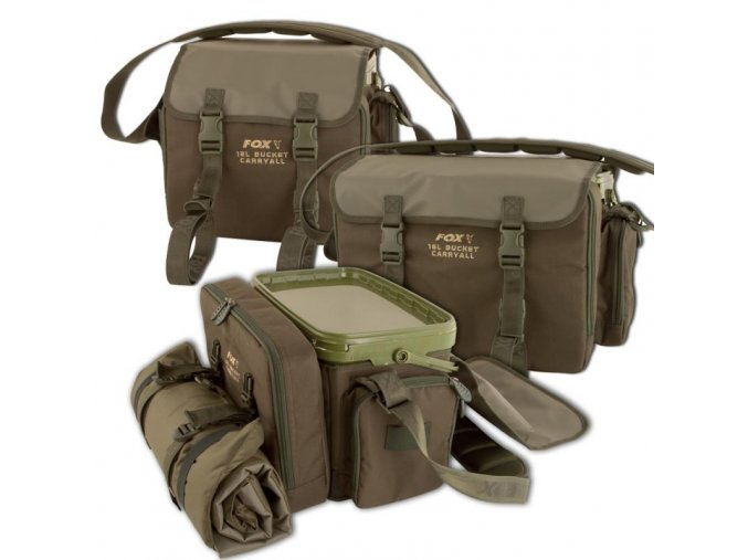 Fox taška na kbelík Specialist Bucket Carryall