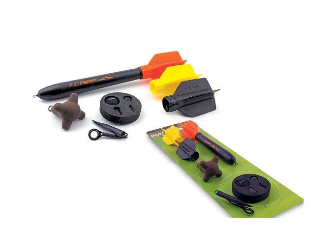 Fox markerový set Exocet Marker Float Kit