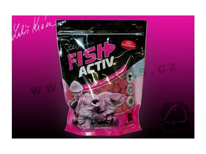 LK Baits rozpustné boilie Fish Activ Sea 1kg, 20mm
