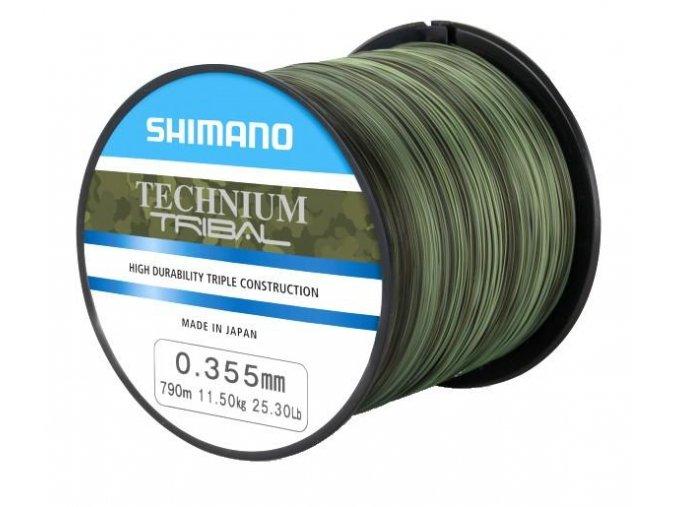 Shimano vlasec Technium TRIBAL PB 1100m/0,305mm