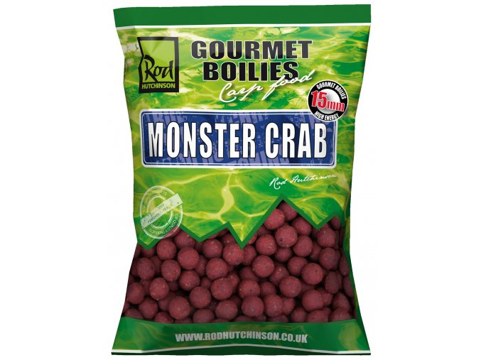 Rod Hutchinson BOILIES MONSTER CRAB WITH SHELLFISH SENSE APPEAL