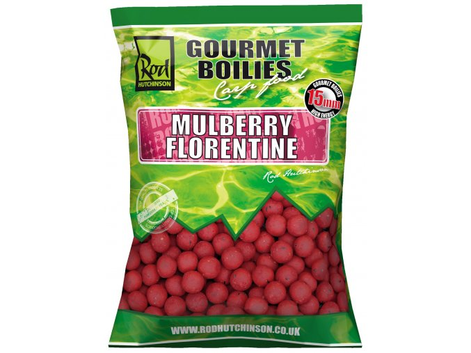 Rod Hutchinson BOILIES MULBERRY FLORENTINE WITH PROTASTE PLUS