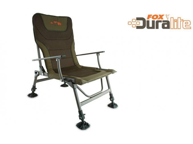 Fox rybářské křesílko Duralite Chair
