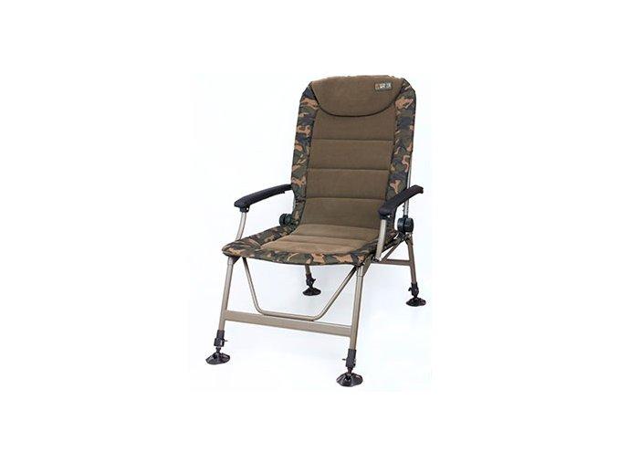 Fox rybářské křeslo R3 Camo Chairs