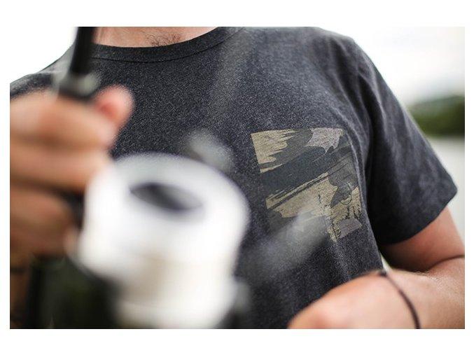 Korda tričko Faux Pocket T-Shirt