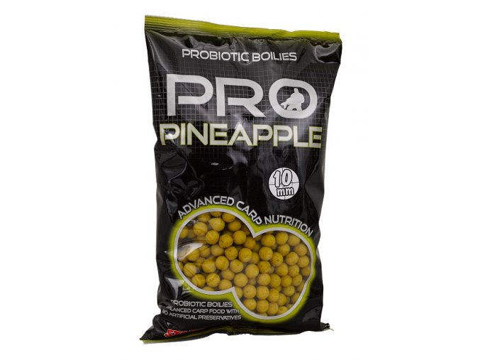 Starbaits Boilie Probiotic Pineapple