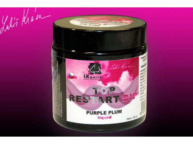 dip purple plum