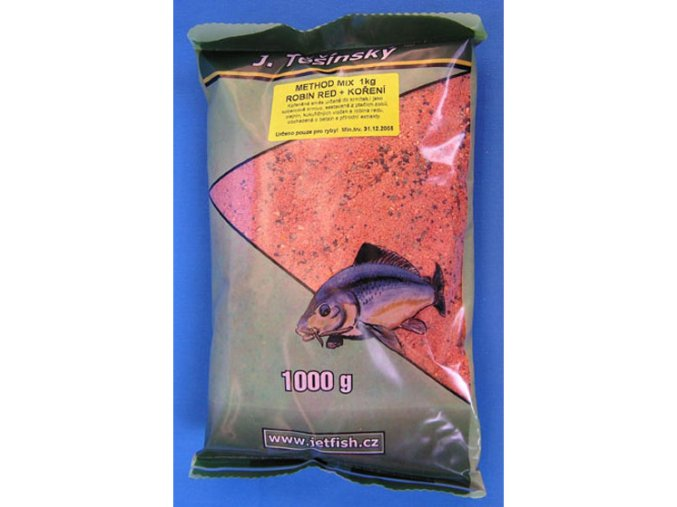 JET Fish Method Mix Robin red koření 1kg