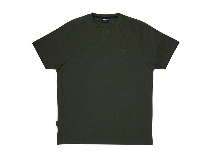 green black t shirt