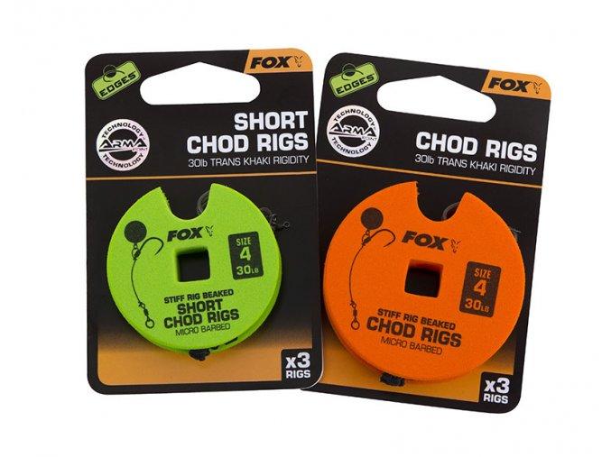 chod rigs packshots green orange