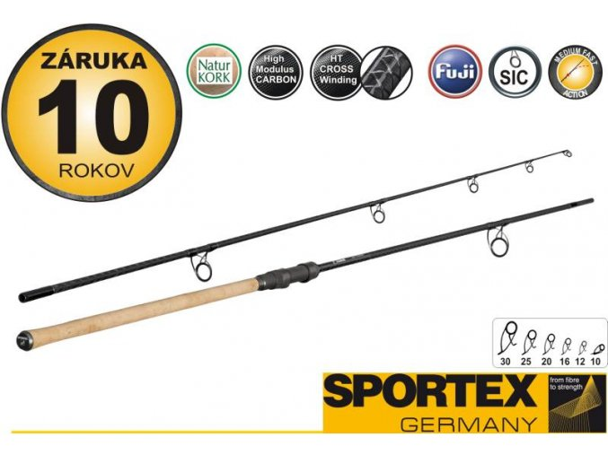 Sportex prut Morion ST Stalker 11Ft/2,75Lb