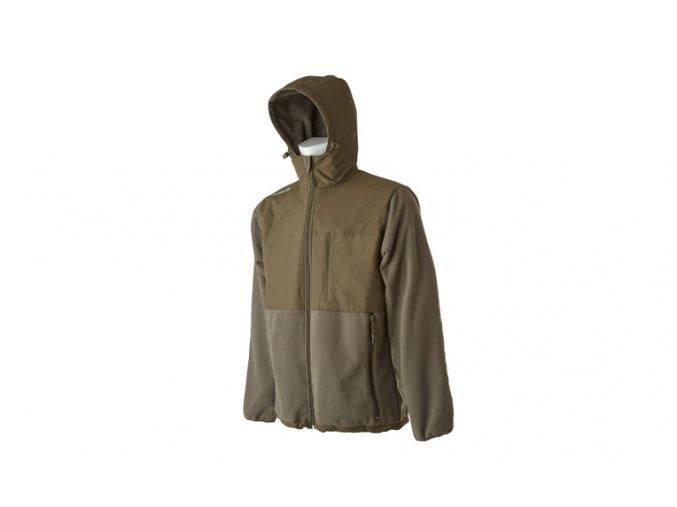 Trakker Mikina se zipem Polar Fleece Jacket